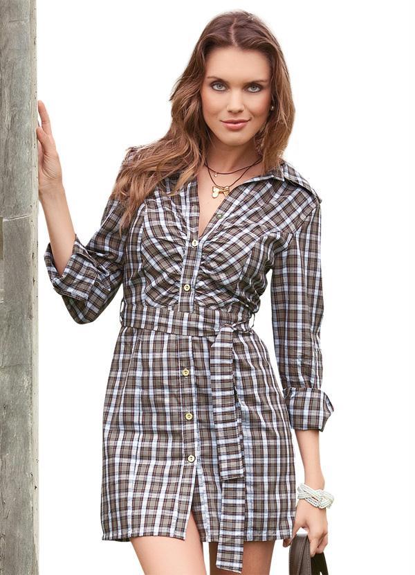 modelo de vestido acima, você pode comprar na loja online Posthaus
